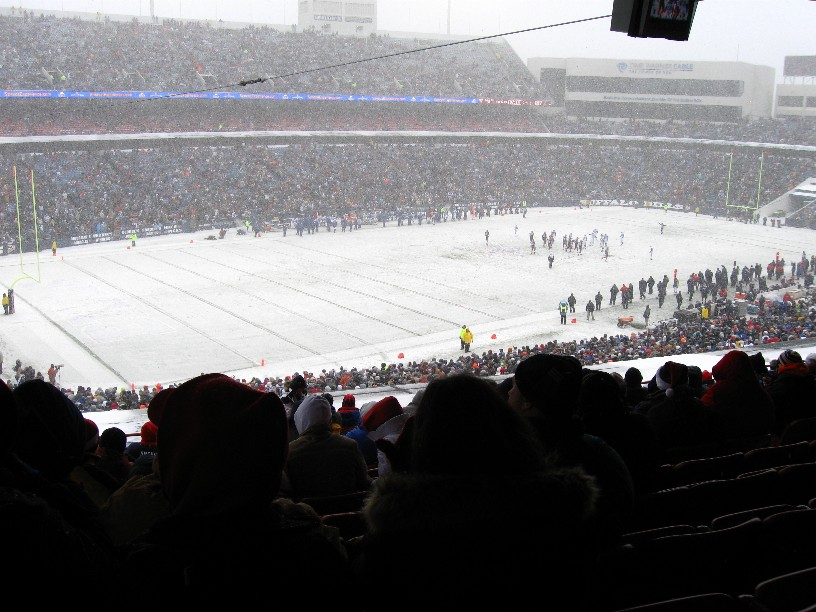 Bills vs Colts 09