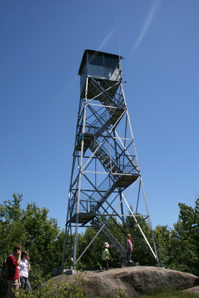 Mt Arab Firetower